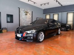 2017 BMW 320d 2.0 GT M Sport รถเก๋ง 4 ประตู ฟรีดาวน์