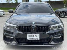 2017 BMW 530i 2 รถเก๋ง 4 ประตู รถสภาพดี มีประกัน