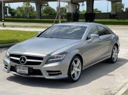 2013 Mercedes-Benz CLS250 CDI 2.1 Exclusive รถเก๋ง 4 ประตู รถสวย