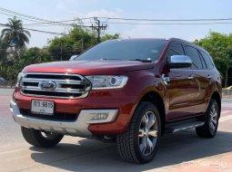 2015 Ford Everest 3.2 Titanium+ 4WD SUV รถบ้านมือเดียว