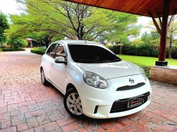 2011 Nissan MARCH 1.2 VL Sport Version รถเก๋ง 5 ประตู