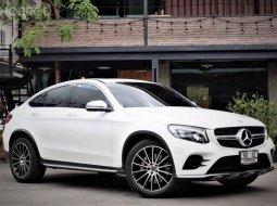 2017 Mercedes-Benz GLC250 2.0 4MATIC AMG Plus 4WD รถเก๋ง 4 ประตู เจ้าของขายเอง