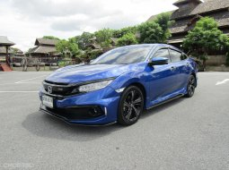 2020 Honda CIVIC 1.5 Turbo RS TOP Minor Change A/T รถเก๋ง 4 ประตู