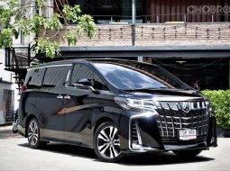 2021 Toyota ALPHARD 2.5 S C-Package รถตู้/MPV รถบ้านแท้