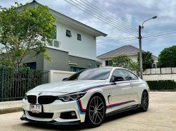 จองให้ทัน BMW 430I ปี 2017 M SPORT SUNROOF  ชุดแต่ง M PERFORMANCE