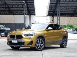2018 BMW X2 2.0 sDrive20i M Sport X  รถบ้านมือเดียว