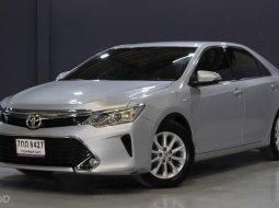 2018 Toyota CAMRY 2.0 G 🧡ภายในสีอิฐแท้ จากโรงงาน ก่อนเปลี่ยนโฉม🧡