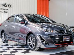 🔥ฟรีทุกค่าดำเนินการ🔥 ขายรถ Toyota Yaris Ativ 1.2 S+ ปี2019 รถเก๋ง 4 ประตู