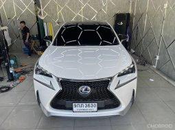 2015 Lexus NX300h 2.5 Luxury SUV FF รถบ้านแท้