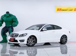 2N-85 MERCEDES BENZ C180 AMG CGI COUPE 1.6 เกียร์ A/T ปี 2013