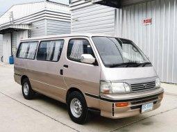ขาย Toyota รถตู้ห้วจรวด พร้อมป้ายทะเบียนเลขสวย