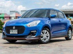 ขาย รถมือสอง 2019 Suzuki Swift 1.2 GL รถบ้านสภาพดี มีประกันหลังการขาย
