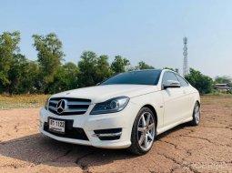จองให้ทัน 2012 Mercedes-Benz C180 AMG 1.6 รถเก๋ง 4 ประตู