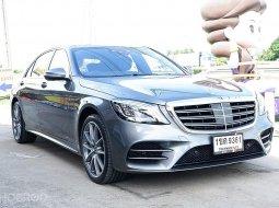 2020 Mercedes-Benz S560 3.0 e AMG Premium รถเก๋ง 4 ประตู ไมล์  10,903