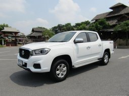 2020 Mg Extender 2.0 Double Cab GRAND D TURBO 6M/T รถกระบะ