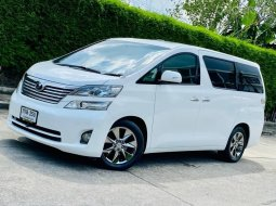2010 Toyota ALPHARD 2.4 V รถตู้/MPV ออกรถง่าย