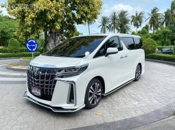 2019 Toyota ALPHARD 2.5 S C-Package รถตู้/MPV รถสวย