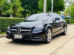 2012 Mercedes-Benz CLS250 CDI 2.1 Exclusive รถเก๋ง 4 ประตู ออกรถง่าย