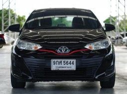 2018 Toyota Yaris Ativ 1.2 J ECO สีดำ