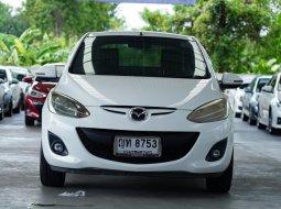 2011 Mazda 2 1.5 Spirit สีขาว