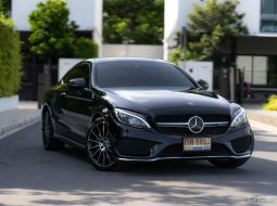 2018 Mercedes-Benz C250 2.0 AMG Dynamic รถเก๋ง 2 ประตู เจ้าของขายเอง