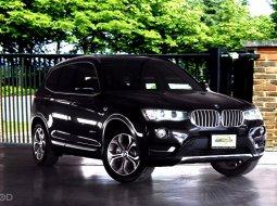 2015 BMW X3 20d XDrive Highline Lci  ที่มาพร้อม เครื่องยนต์ ดีเซลรุ่นใหม่ 190 แรงม้า
