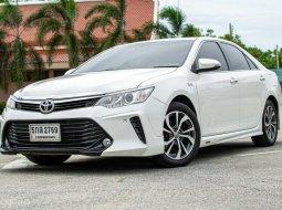 ขาย รถยนต์มือสอง 2017 Toyota CAMRY 2.0 G Extremo ฟรีดาวน์ ดอกเบี้ยพิเศษ