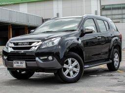 ขาย รถบ้านมือสอง 2016 Isuzu MU-X 3.0 DVD Navi 4WD SUV ดาวน์ 0% ดอกเบี้ยพิเศษ