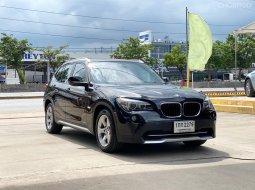 BMW X1(E84) sDrive18i ปี 2012 วิ่งเจ็ดหมื่นโลแท้ มือเดียวสภาพหนึ่งในร้อย