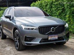 2019 Volvo XC60 2.0 T8 R-Design 4WD SUV รถบ้านมือเดียว