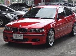 2005 BMW 318i 2.0 SE รถเก๋ง 4 ประตู รถสวย