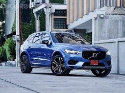 2021 Volvo XC60 2.0 T8 R-Design 4WD รถเก๋ง 5 ประตู รถสวย