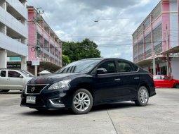 มั่นใจได้💯 โชว์รูมนิสสันขายเอง ❌ไม่ต้องกลัวย้อมแมว Nissan Sylphy 1.6 V CVT ปี 2019