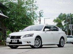 2013 Lexus GS250 2.5 F-SPORT รถเก๋ง 4 ประตู ออกรถง่าย