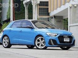 2021 Audi A1 1.5 Sportback 35 TFSI S-Line รถเก๋ง 5 ประตู รถบ้านแท้