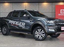 2017 Ford Ranger 2.2 WildTrak Hi-Rider DOUBLE CAB Pickup AT วิ่งเพียง 56,870 KM ตัวแต่งทั้งคันมาจากโรงงาน รถออกจากศูนย์ปี 2017 เเท้ รุ่นปรับโฉมใหม่ทั้งคัน B608