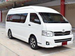 2012 Toyota COMMUTER 2.7 VVTi รถตู้/MPV ฟรีดาวน์