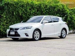 2014 Lexus CT200h 1.8 Luxury รถเก๋ง 5 ประตู ออกรถง่าย