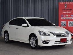 2016 Nissan TEANA 2.0 XL รถเก๋ง 4 ประตู ฟรีดาวน์