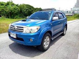 จองให้ทัน Toyota Fortuner 3.0V AT 4WD 2009 รถสวย วิ่งน้อย เจ้าของดูแลดี แต่ง TRD