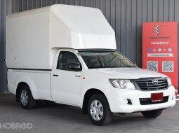 2012 Toyota Hilux Vigo 2.5 J รถกระบะ เจ้าของขายเอง