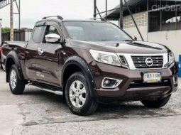 2015 Nissan NP 300 Navara 2.5 Calibre E รถกระบะ  ส่งรถถึงบ้าน