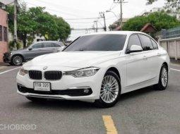 2019 BMW 320d 2.0 Luxury รถเก๋ง 4 ประตู รถบ้านมือเดียว