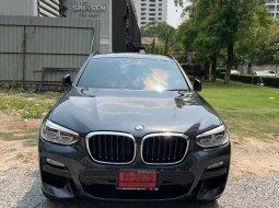 2019 BMW X4 2.0 xDrive20d M Sport 4WD รถ SUV รถบ้านมือเดียว