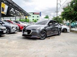 2020 ขายด่วน!! Mazda 2 1.3 S Leather Sedan รถสวยสภาพนางฟ้า