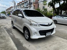 2013 Toyota AVANZA 1.5 S เกียร์  ออโต้