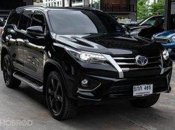 2019 Toyota Fortuner 2.8 TRD Sportivo SUV รถบ้านมือเดียว