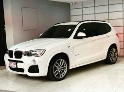 2017 BMW X3 2.0 xDrive20d 4WD SUV รถบ้านแท้