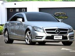 Benz CLS350 AMG CDI 2011 ไมล์น้อยเพียง 70,000 เบาะคู่หน้าปรับไฟฟ้า พร้อมเมมโมรี่