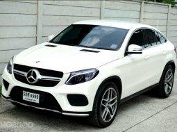 2017 Mercedes-Benz GLE350 3.0 d 4MATIC AMG Dynamic 4WD รถ SUV รถบ้านแท้
